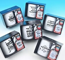 Novelty Mugs Behind The Lines Heat Changing Tea Mug Funny Gift Idea for Him/Her