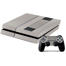 Game Decal Cover Skin Sticker For PS4 Playstation 4 Console & 2 Controller Skins
