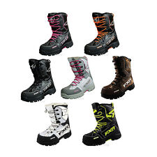 2015 FXR Mens & Womens X-Cross Snowmobile Winter Boots Rated -40 Size 4-13