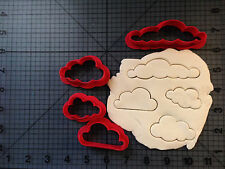Set of Clouds Cookie Cutters