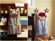 New Baby Diaper Bag Nappy Stacker Nursery Bag Cot Storage Bag