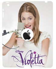 COVER DISNEY VIOLETTA PER IPAD 2/3/4-IPAD AIR-MINI IPAD/2-GALAXY NOTE 8 KINDLE