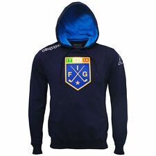 FELPA KAPPA ITALIA FIG FEDERAZIONE ITALIANA GOLF 100% COTONE SWEATER