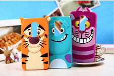 For LG G2 G3 D680 D690 L90 Silicon Cartoon Case Disney Monsters Cat Tigger Cover