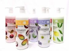 CND Creative Nail Scentsations Hand & Body Lotion 31oz/917ml Your Choice~SALE!~