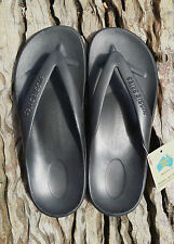 Black STARFISH Thongs from Aussie Soles very comfortable soles with arch suport