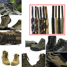 """1 Pair 47""""inch Round Shoe Laces Shoelaces Hiking Sports Sneakers Boots Strings"""