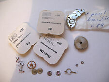 IWC INTERNATIONAL CALIBRE 89  ASSORTED  MOVEMENT PARTS