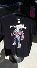 TRANSFORMERS - BOYS TEE - ASSORTED DESIGNS AND SIZES  - NEW