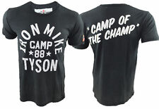 Roots of Fight Iron Mike Tyson Camp Shirt XL