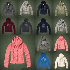 NWT Hollister Women Sweatshirt - Zip Front - Pullover Hoodie Ship Free in US