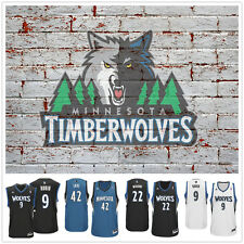 Timber wolves Basketball Rubio Love Wiggins Sport Shirt vest SW SWINGMAN Jersey