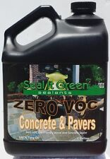 Seal It Green's Zero VOC Concrete Sealer / 100% Pure Tung Oil