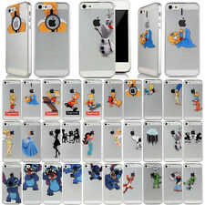 New cartoon Pattern PC hard Case Cover back skin For iPhone 4 4S 5 5S 6 6 plus