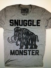 the Chive *Authentic* Snuggle Monster Men's t-shirt Buy Me Brunch KCCO