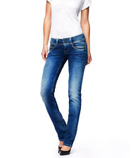 WOMAN JEANS PEPE VENUS E57 STRAIGHT LEG REGULAR LOW NEW COLLECTION 2015