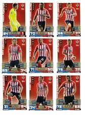 Match Attax 2014/15 Trading Cards (Southampton-Base) 236-252