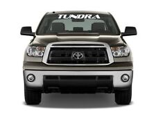 TUNDRA Windshield Decal Sticker Toyota TRD 4x4 Off Road Racing Pre Runner NEW
