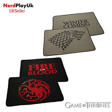 Officially Licensed Game Of Thrones Fleece Blankets Two Sided Merchandise