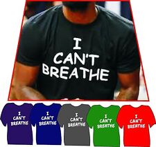 Lebron I CAN'T BREATHE t-shirt NYPD derrick rose james garnett i cant breathe