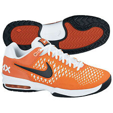NIKE Air Max Cage Tennis Shoes 554875 801