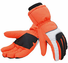 Lady Thinsulate Waterproof Windproof Riding Snow Ski Snowboard Gloves