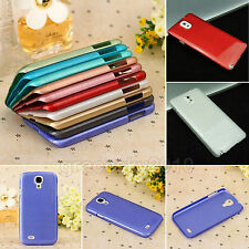 For Samsung S4 S5 Note3 Note4 Case Cover Ultra Thin Phone Hard Skins PC Brushed