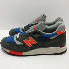 New Balance J.Crew 998 - 'M998JC3' - Color: Dark Military - MADE IN USA