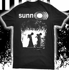 SUNN O))) DOOM BLACK METAL BAND MENS TEE SHIRT S M L XL 2XL NEW