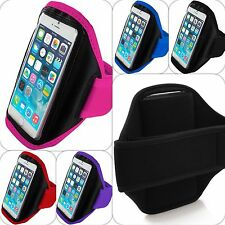 Arm Band Armband Strap Sport Gym Cycle Jogging Running Pouch for iPhone Samsung