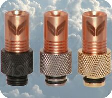 Copper Brass 510 Drip Dip Rba Rda Atlantis Dark Horse Heavy Taste Holy Grail