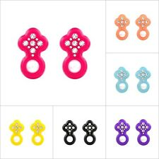 KOREA Aznavour Pearl Plate Earring Young ladies & Kids Fashion Jewelry Accessory
