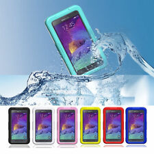 Waterproof Shockproof Dirt Fine Life Proof Case Cover for Samsung Galaxy Note 4