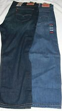 *NWT* Men's Levis 569 Jeans Loose Straight Fit-Straight Leg-Relaxed