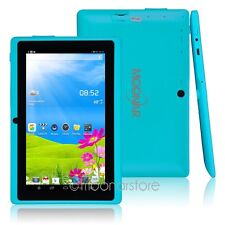 "7"" LCD Quad Core A33 Google Android 4.4 Tablet PC 8GB Dual Camera Moonar 2th MID"