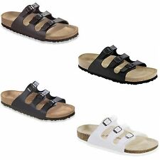 Birkenstock Classic Florida -Soft Footbed, very comfy - nice Colors NEW Germany