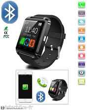 Montre Bluetooth Connectée Smartphone Iphone Sumsung HTC Sony LG Android