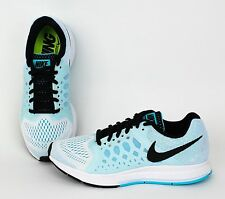 Nike Women Zoom Pegasus 31 White, Black-Clearwater, Antarctica 654486-105 SALE