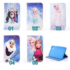 Frozen Olaf PU Leather Smart Case Cover f Samsung Galaxy Tab 2 7.0'' P3100 P3110