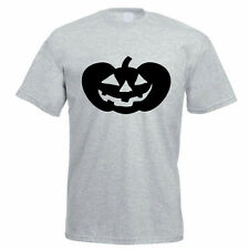 SCARY SILHOUETTE PUMPKIN - Halloween / Ghosts / Funny Themed Men's T-Shirt