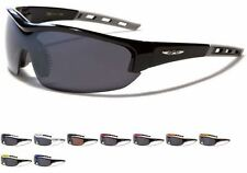 X-LOOP SEMI-RIMLESS BIKER RUNNING CYCLING SPORTS QUALITY SUNGLASSES XL470 NEW