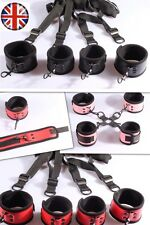 BEST UK SECRET UNDER THE BED ADULT RESTRAINTS KIT SLAVE BONDAGE BDSM FETISH NEW