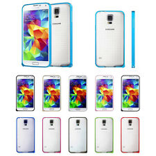 Aluminium Metal Steel Hard Skin Case Cover Bumper For Samsung Galaxy S5 SV 3G 4G