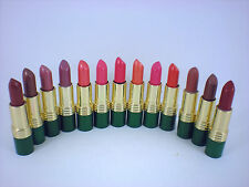 Revlon Moon Drops Lipstick - CHOOSE YOUR FAVORITE SHADES ** FACTORY SEALED **