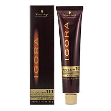 Schwarzkopf Igora Color 10 SPEEDLIFT+ Permanent Hair Colour 60ml Color Dye