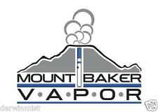 E liquid, E juice, Mount Baker Vapor, 15ml Doublers, 30ml bottle,Vape, No Nic
