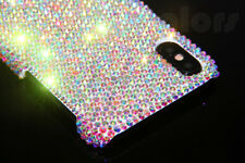 Handmade Bling AB Swarovski Element Crystal Case Cover For iPhone 6 /6 Puls/5 5S