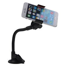 Universal 3Car Windshield Mount Holder Bracket For iPhone PDA Phones GPS MP3 PSP