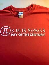 t-shirt M-3XL PI Epic Day of the century Math Geek Nerd Ultimate College 3.1415