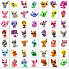 Low Price 2'' Boys Girls Gift Toys Littlest pet shop Series Lps For Doll house
